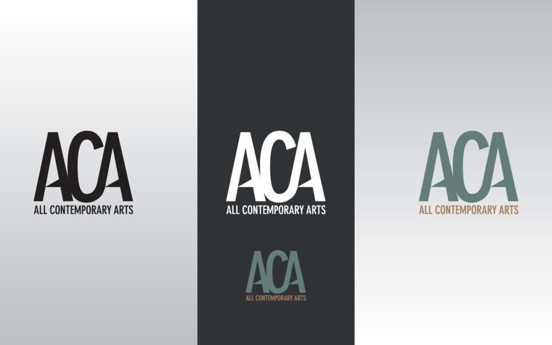 Calgary Logo Design - All Contemporary Arts